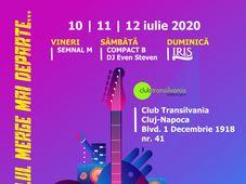Cluj-Napoca: Spectacolul merge mai departe - Compact B si DJ Even Steven
