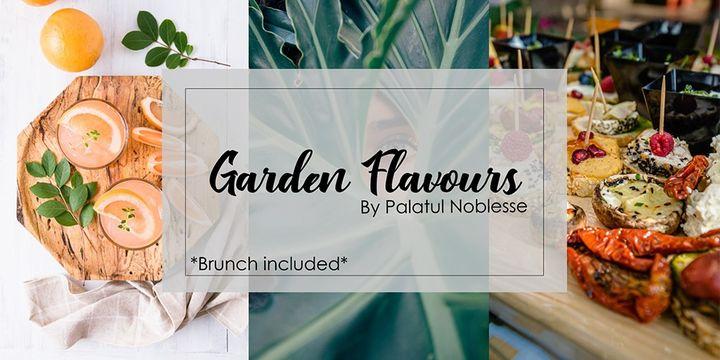 Garden Flavours by Palatul Noblesse
