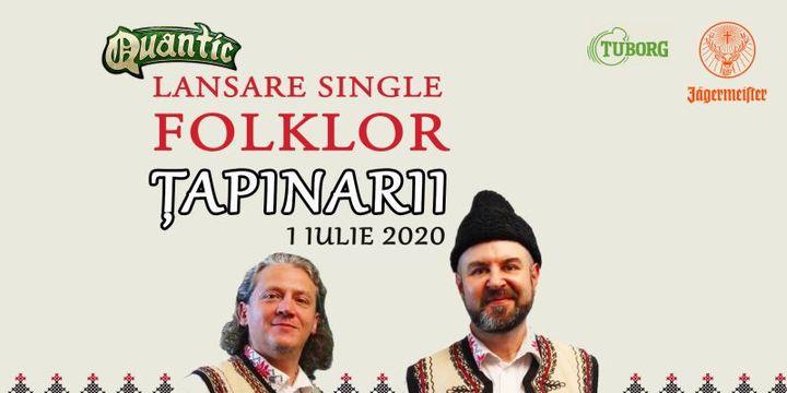Tapinarii –  lansare single folklor
