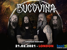 Bucovina Album release show - LONDON with special guests Vorna, Valhalore & Infinitas