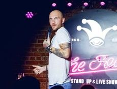 Stand up comedy la The Fool