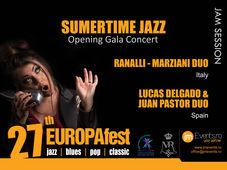 EUROPAfest: Opening Gala Concert: SUMMERTIME JAZZ