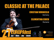 EUROPAfest: Classic at the Palace