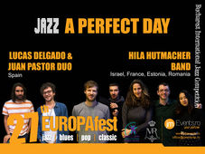 EUROPAfest 2020: Jazz a perfect day