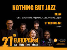 EUROPAfest 2020: Nothing but jazz
