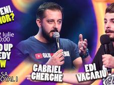 Urziceni, ai umor? Stand Up Comedy cu Gabriel Gherghe & Edi Vacariu