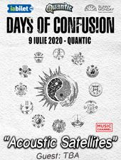 Days Of Confusion – 'Acoustic Satellites'