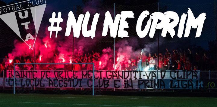 AFC UTA Arad  - Play-off Liga 2  Etapa 1