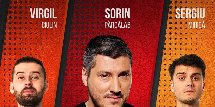 Din Curtea Blocului' - Stand Up Comedy Cu Sorin Parcalab