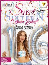 Iuliana Beregoi - Sweet 16 la Verde Stop Arena 13 iulie