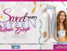 Iuliana Beregoi - Sweet 16 la Verde Stop Arena 14 iulie