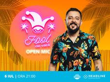 Fool de Vară - Open Mic