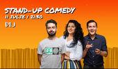 Dej: Stand-up Comedy cu Bucalae, Tanase si State