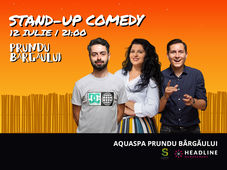 Prundu Bargaului: Stand-up Comedy cu Bucalae, Tanase si State