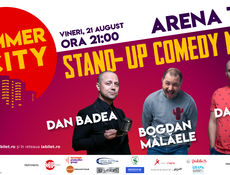 Summer in the City - Stand Up Comedy Night