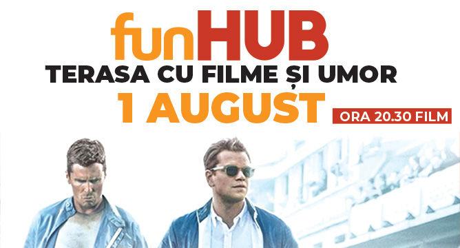 funHUB - Film: Ford v Ferrari - Marea provocare