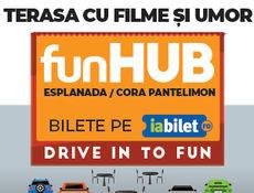 funHUB - Terasa cu Filme si Umor