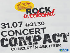 Concert Compact - Rock Summer Weekend