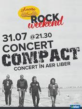 Concert Compact - Rock Summer Weekend