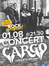 Concert Cargo - Rock Summer Weekend