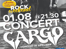 Concert Cargo - Rock Summer Weekend