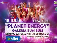 """Galeria  Bum Bum: Spectacolul """"Planet Energy"""""""