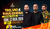 Stand up comedy by Club 99 cu Vio, Teo, Raul Gheba in deschidere Victor Bara
