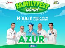 Concert Azur @ #FAMILYFEST Island