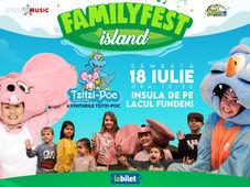 Tzitzi-Poc – Cel mai mare vis al copilăriei @ #FAMILYFEST Island