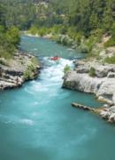 Rafting - Aventură pe apele Crișului