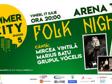 Summer in the City - Folk Night