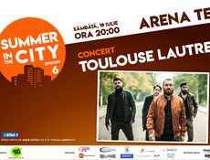 Summer in the City -  Concert Toulouse Lautrec