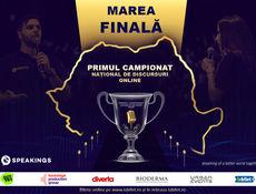 Primul Campionat Național de Discursuri Online
