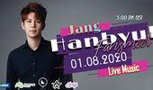 HANBYUL 1st Online Fansmeet Mini-Concert - (sing and answer question)