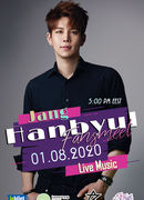 HANBYUL 1st Online Fansmeet Mini-Concert - (singing and answering questions)