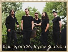Concert acustic byron la Sibiu