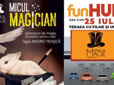 funHUB: Teatrul de Magie - Andrei Teasca