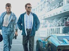 Iasi: Orange Pop-Up Cinema: Ford vs Ferrari (2019)