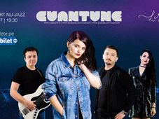 Concert Nu-Jazz   CUANTUNE LIVE