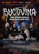 Bucovina Album release show - Stockholm with special guests Vorna, Valhalore, Infinitas & Midvinterblot