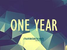 Overground Showroom: Abonament 12 luni