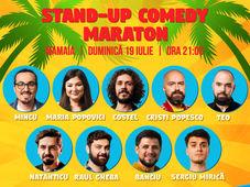 Mamaia: Maraton de Stand Up Comedy la Shut Up