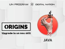 Origins: curs intensiv de programare Java