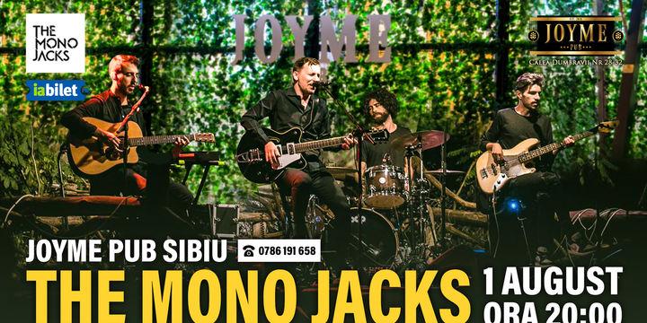 Sibiu: The Mono Jacks acustic @ Joyme Pub
