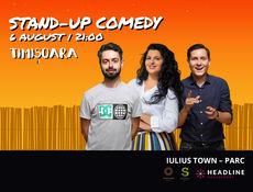 Timisoara: Stand-up Comedy cu Bucalae, Tanase, State