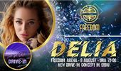 Sibiu: Freedom Events - Concert Delia Drive-In