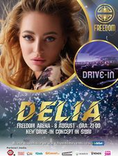 Sibiu: Freedom Events - Concert Delia