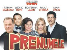 Prenumele @ Teatrul de Vara Mihai Eminescu