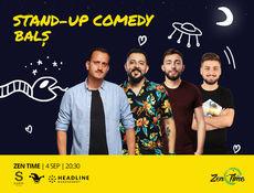 Bals: Stand-up Comedy cu Mane, Gherghe, Carje si Vacariu