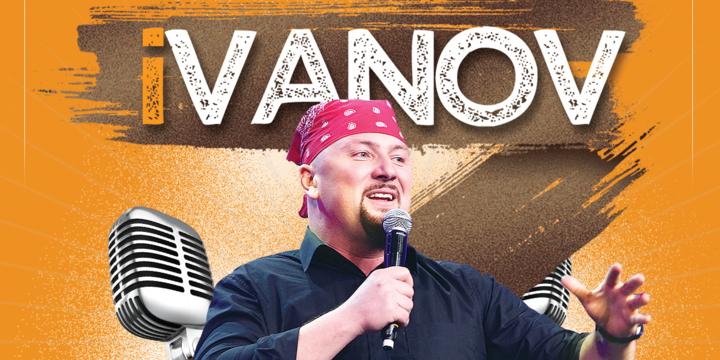 Codlea: Stand up cu iVanov
